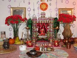 decoration themes for ganesh festival at home desikalakar ganpati decorations for the ganpati festival