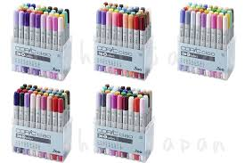 genuine too copic ciao 36 colors a b c d e free select
