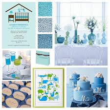 Blue Baby Shower Decorations Blue Baby Shower Ideas 1000 Images About Blue Baby Shower Ideas On