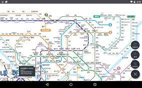 Nyc Subway Map App by Subway Korea Subway Route Navigation Android Apps On Google Play