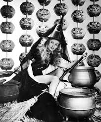 six vintage classic halloween movies a clothes horse