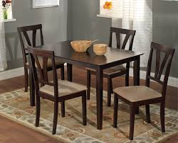 Cool Dining Table And Chairs For Small Spaces  About Remodel Diy - Narrow dining room sets