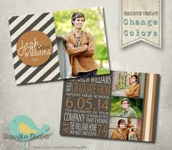 senior graduation announcement templates unique graduation invitations gangcraft net