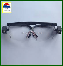safety glasses for led lights black bright led lights safety goggles night reading eye glasses for