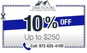 flooring specials discounts dallas tx d r floors and home