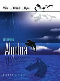 beginning algebra factorization inequality mathematics