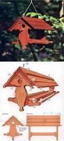 free octagon birdhouse plans