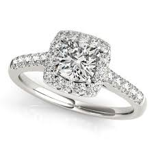 square engagement rings with halo best 25 square engagement rings ideas on square