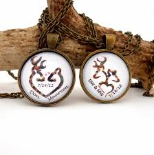 buck and doe couples necklace it from blakeney loveitsomuch