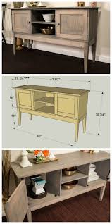 Free Solid Wood Dresser Plans by 71 Best Diy Furniture Plans Images On Pinterest Furniture Plans