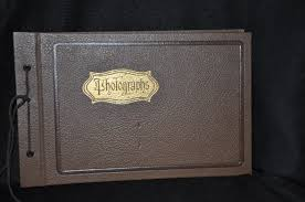 vintage photo album event rentals for clients events by elisa
