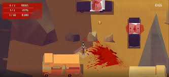 a game where you try to clean crime scenes without getting caught