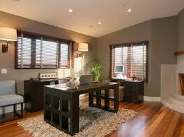 modern home office design furniture arrangement ideas modern