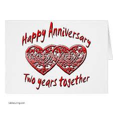 2nd year wedding anniversary anniversary cards lovely 2 year wedding anniversary cards 2 year