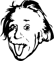 albert einstein cartoon pictures free download clip art free