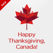 happy thanksgiving canada logostalk