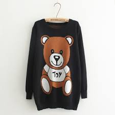 new fashion 2017 autumn winter for women oversized sweaters thick