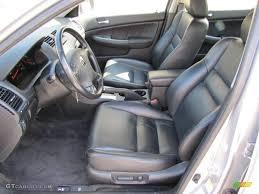 Honda Accord 2003 Interior Black Interior 2003 Honda Accord Ex Sedan Photo 38085188