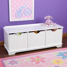 Bench Toybox Kidkraft Nantucket Toybox 14562 Hayneedle