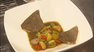 assiette de cuisine poisson faire la cuisine dresser chine hd stock 279