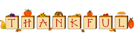 thanksgiving clip signs and greetings