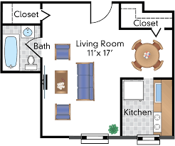 floor plans of the parkwest in washington dc