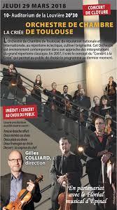 chambre d h e toulouse orchestre de chambre de toulouse concerts classiques épinal