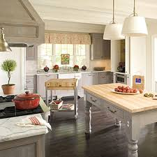 pictures of small country kitchens kitchen design