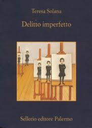Teresa Solana - Delitto imperfetto (copertina)