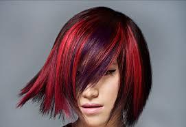hair colours top 10 trendsetting funky hair colours for short hair