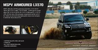 lexus lx 570 truck mspv india armoured vehicles car suv truck military vehicle
