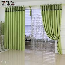 2017 2015 new thermal blackout curtains thermal curtains lime