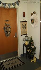 halloween home decor clearance door decorating on pinterest christmas decorations and classroom