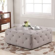 Tufted Storage Ottoman Coffee Table Awesome Oversized Ottoman Coffee Table Coffee