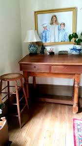 Plantation Desk Heptinstall Letter Of Interest To Her Friends In Halifax