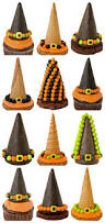 Halloween Decorations For Cakes by Fun And Clever Halloween Treats Ice Cream Cones Witches And