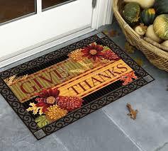 thanksgiving doormat 99 best doormats images on door rugs doormats and