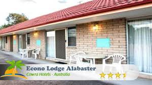 econo lodge alabaster cowra cowra hotels australia youtube