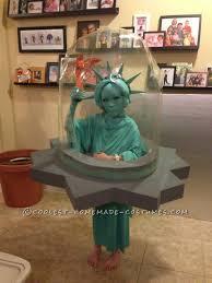 Lady Liberty Halloween Costume Cool Ny Costume Idea Statue Liberty Snow Globe Liberty