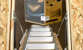 best extra heavy duty attic stairs with aluminum pull down home