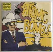 William Onyeabor Love Is Blind The Atomic Bomb Band Plays The Music Of William Onyeabor Vinyl