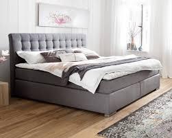 Schlafzimmer Auf Rechnung Kaufen Meise Möbel Boxspringbett Lenno Artikelbild 3 Betten