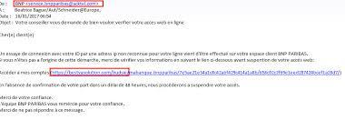 bnp paribas adresse si e social information importante à propos du phishing bnp paribas epargne