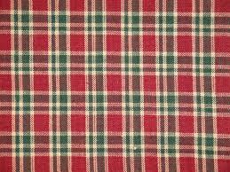 plaid home decor fabric holiday plaid fabric cotton plaid fabric rag quilt fabric