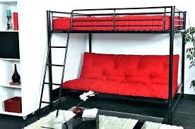lit en hauteur avec canapé canape convertible en lit superpose canape convertible en lit