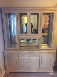 limed oak display cabinet edgarpoe net