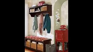 entry bench coat rack by pbstudiopro com youtube