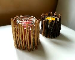 Diy Projects For Home by Diy How To Make Attractive And Dirt Cheap Candle Holders At Home