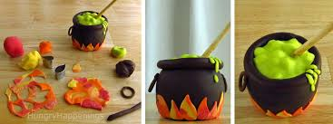 chocolate caramel apple cauldron hungry happenings