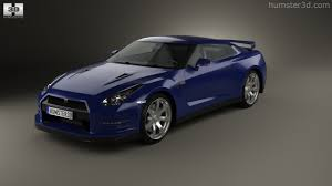 Nissan Gtr 2013 - 360 view of nissan gt r r35 2013 3d model hum3d store